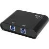 2 portos USB 3.0 átkapcsoló LogiLink UA0216
