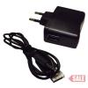 Intercom Motoros bluetooth headsethez hálózati és USB töltő Intercom trav