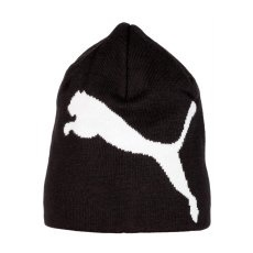 Puma Big Cat No.1 Logo Beanie, UNI, Fekete