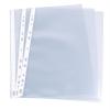 Genotherm, lefűzhető, A4, 50 mikron, víztiszta, dobozban, DONAU 100 db/csomag
