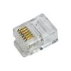 LogiLink RJ45 elemes csatlakozódugasz, árnyékolatlan 100db MP0020