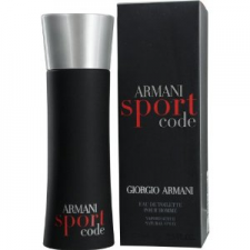 Giorgio Armani Code Sport EDT 75 ml parfüm és kölni
