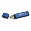 Pendrive, 32GB, USB 3.0, 256 bit titkosítás, KINGSTON Vault Privacy , kék (DTVP30/32GB)