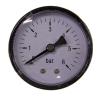 Italtecnica Nyomásmérõ óra (Feszmérõ óra) B22 0-2.5Bar Fekvõ kivitel