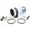 PrimoCHILL 120mm AGB CTR Phase II, Laing D5 Black POM - UV Kék