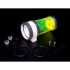 PrimoCHILL 120mm AGB CTR Phase II, Laing D5 White POM - UV Zöld