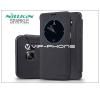 Nillkin Samsung SM-G928 Galaxy S6 Edge+ oldalra nyíló flipes tok - Nillkin Sparkle - fekete tok és táska