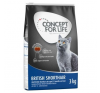 Concept for Life British Shorthair Adult - 3 x 3 kg macskaeledel