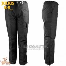 Julius-K9 K9 vízálló nadrág - fekete, lélegző / méret 48