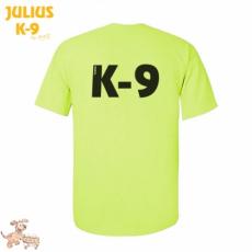 Julius-K9 K9 póló, neon zöld - méret: L