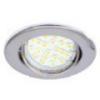 - Olcsó spot lámpatest (1051ORB), billenthető, króm