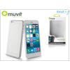 Muvit Apple iPhone 6 Plus/6S Plus hátlap - Muvit miniGel - transparent