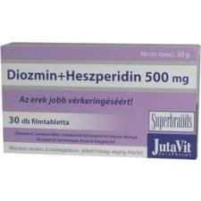 JutaVit JutaVit Diozmin + Heszperidin 500mg filmtabletta (30 db) táplálékkiegészítő