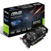 Asus Asus PCI-E Nvidia GTX750 Ti (2048MB DDR5, 128bit, 1150/5400Mhz, Dsub, 2xDVI, HDMI, Aktív)