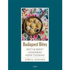Libri Könyvkiadó Mautner Zsófi: Budapest Bites (Előrendelhető, várható megjelenés: 2015.10.26.) idegen nyelvű könyv