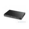 ZyXEL GS1900-48HP 48port GbE LAN smart menedzselhető PoE switch
