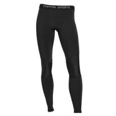Capital Sports Beforce, kompressziós nadrág, funkcionális fehérnemű, férfi, S méret