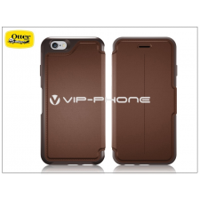 Otterbox Apple iPhone 6/6S flipes védőtok - OtterBox Strada - brown tok és táska