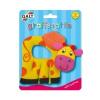 Galt Zsiráfos csörgő Giraffe Rattle