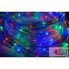DT Toldható LED fénykábel 3 m színes RGB 220 V KNT 038