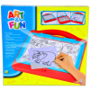 Art and Fun: Világító rajztábla