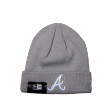 New Era SEASONAL CUFF ATLBRA GRAWHI OSFA