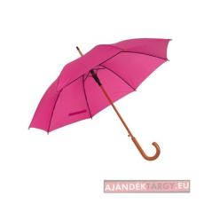 Tango automata, fa esernyő, sötétrózsaszín