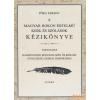 Ciceró A magyar rokon értelmű szók és szólások kézikönyve