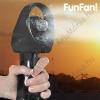 FunFan Hordozható Párásító Ventilátor, Fehér