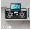 AudioSonic RD1556 Újratölthető Bluetooth Retro Rádió hosszabbító, elosztó