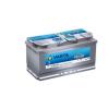 Varta Silver Dynamic AGM 12V 95Ah jobb+ autó akkumulátor akku