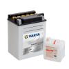 Varta Powersports Freshpack 12V 14Ah jobb+ - YB14-B2 motor motorkerékpár akkumulátor akku 514014014