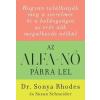 RHODES, SONYA DR.- SCHNEIDER, SUSAN - AZ ALFA-NÕ PÁRRA LEL