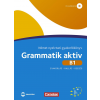 - GRAMMATIK AKTIV B1 - NÉMET NYELVTANI GYAKORLÓKÖNYV (CD-MELLÉKLETTEL)