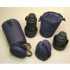 OPTech USA Lens/Filter Pouch M bélelt objektív hordzsák szűrőtartó rekesszel 17,8xO11,4 cm