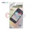 Nillkin képernyővédő fólia törlőkendővel (első és hátsó, ujjlenyomat mentes) BRIGHT DIAMOND [Sony Xperia C5 Ultra]