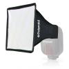 Polaroid Universal Studio Soft Box diffúzor rendszervakura (P-PLDIFSBL)