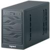 LEGRAND NIKY 1000VA négyszögjeles 2 IEC kimenet és 2 háztartási aljzat, RS232 kommunikációs UPS (310013)