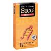 Sico SICO Ribbed - bordázott óvszer (12db)
