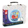JANOD - Tengeri akvarellszett bőröndben
