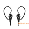Media-Tech MT3569 MARATHON Sport Bluetooth Headset Black Mobil headset,2.0,20Hz-20kHz,Mikrofon,Wireless,Hatótáv:10m,Black,Bluetooth