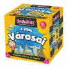 Alex Toys BrainBox társasjáték - A Világ városai
