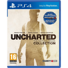 Sony Uncharted The Nathan Drake Collection PS4 videójáték