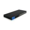 Linksys Gigabit Menedzselhetõ Switch 24-port LGS528