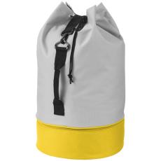 Dipp tengerészzsák, sárga (Trendi, húzózsinórral zárható táska, oldalsó füllel és állítható)