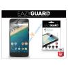 Eazyguard LG Nexus 5X képernyővédő fólia - 2 db/csomag (Crystal/Antireflex HD)