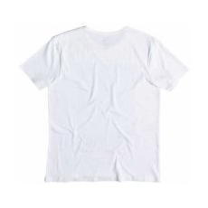 Quiksilver DYED HIDDEN LOG M TEES WBB0 L fehér