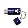 Integral Crypto Dual 4GB pendrive - 256 bit AES, FIPS 197 adattitkosítás (INFD4GCRYPTODL197)