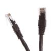 Digitalbox UTP Cat5e Patch kábel 25m fekete