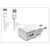 Samsung Samsung gyári USB hálózati töltő adapter + micro USB adatkábel - 5V/1A - ETA0U81EWE + ET-DQ11Y1WE white (csomagolás nélküli)